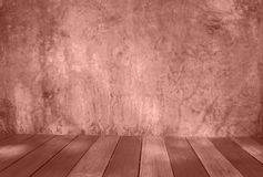 Abstraktes Zementbetonmauergrau in Rauminnenweinlese a Lizenzfreie Stockfotografie