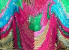 abstraktion Abstrakt begrepp målning bild textur Arkivfoton