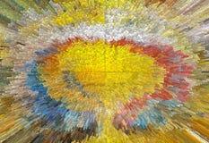 abstraktion Abstrakt begrepp målning bild textur texturerat unikhet vektor illustrationer