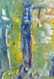 abstraktion Abstrakt begrepp målning bild textur texturerat unikhet _ abstractionism texturer Royaltyfri Fotografi