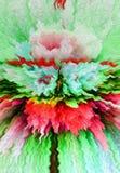 abstraktion Abstrakt begrepp målning bild textur texturerat unikhet _ abstractionism texturer Arkivfoto