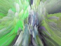 abstraktion Abstrakt begrepp målning bild textur texturerat unikhet _ abstractionism texturer stock illustrationer