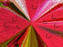 abstraktion Abstrakt begrepp målning bild textur texturerat unikhet _ abstractionism texturer färgrikt färger Grap Fotografering för Bildbyråer