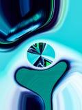 abstraktion Abstrakt begrepp målning bild textur texturerat unikhet _ abstractionism texturer färgrikt färger Grap Arkivfoto
