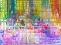 abstraktion Abstrakt begrepp textur texturerat unikhet _ abstractionism texturer stock illustrationer