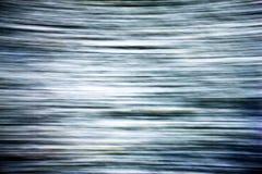 Abstraktion auf langer Belichtung in der Farbe Lizenzfreie Stockfotos
