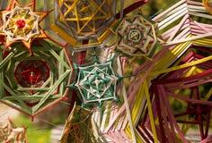 Abstraktion, dekorative Platte Stockbilder