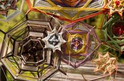 Abstraktion, dekorative Platte Stockbild