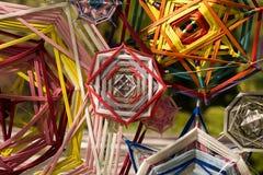 Abstraktion, dekorative Platte Stockfotos