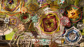 Abstraktion, dekorative Platte Lizenzfreies Stockfoto