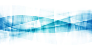 Abstraktion der farbigen Kurven Lizenzfreie Stockbilder