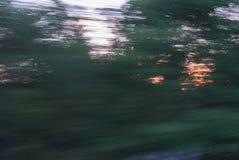 Abstraktion der Geschwindigkeit Stockbilder