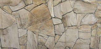 Abstraktion einer Wand Stockbild