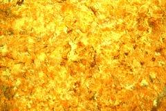 Abstraktion goldmine Hintergrund Helle Farben Lizenzfreie Stockfotos