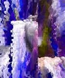 Abstraktion Grafische Künste Anstrich Auszug Kunst lizenzfreie stockfotos
