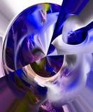 Abstraktion Grafische Künste Anstrich Auszug Kunst stockbild
