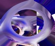 Abstraktion Grafische Künste Anstrich Auszug Kunst lizenzfreie stockfotografie