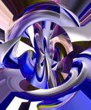 Abstraktion Grafische Künste Anstrich Auszug Kunst stockfoto