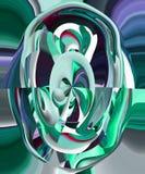 Abstraktion Grafische Künste Anstrich Auszug Kunst lizenzfreies stockbild