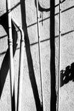 Abstraktion mit Erdgaspipelines Lizenzfreie Stockbilder