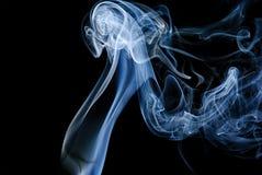 Abstraktion und Rauch Lizenzfreie Stockfotos