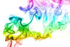 Abstraktion und Rauch Stockbilder