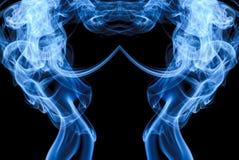 Abstraktion und Rauch Lizenzfreies Stockfoto