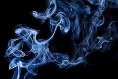 Abstraktion und Rauch Lizenzfreies Stockbild
