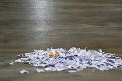 Abstraktion von defekten Verhältnissen Lizenzfreies Stockbild