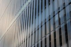 Abstraktion von Fenstern Stockfotografie
