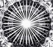 Abstraktion von Glasbeschaffenheiten Lizenzfreie Stockbilder