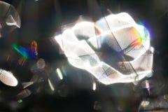 Abstraktion von Seifenblasen Lizenzfreie Stockbilder