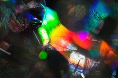 Abstraktion von Seifenblasen Lizenzfreie Stockfotografie
