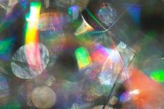 Abstraktion von Seifenblasen Stockfoto