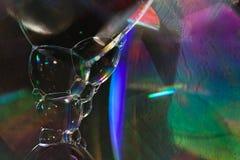 Abstraktion von Seifenblasen Lizenzfreies Stockbild