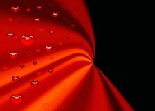 abstraktionbakgrundsdagen semestrar valentiner stock illustrationer