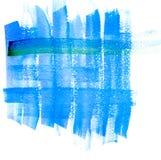 Abstraktionblått Arkivbilder