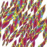 abstraktionen suddighetr snowtextur Arkivbilder