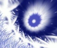 abstraktionjul Royaltyfria Bilder