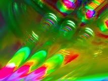 abstraktionlampa Royaltyfri Fotografi