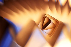 abstraktionpapper Royaltyfri Fotografi