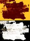 Abstraktions-Schmutzfahnenhintergründe Lizenzfreies Stockbild