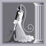 Abstraktionsabbildung für Hochzeit Lizenzfreie Stockfotos
