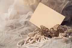 Abstraktionsabbildung für Hochzeit Stockbild