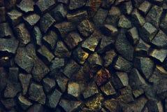 Abstraktionsbeschaffenheits-Straßenhintergrund stockbild