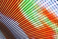 Abstraktionshelligkeit von hellen Farben Stockbilder