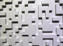 abstraktów kształty Fotografia Royalty Free