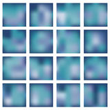 Abstrakty zamazujący tła. (plamy) Fotografia Stock