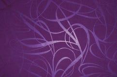 Abstrast lilabakgrund Royaltyfria Bilder