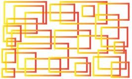 Abstrat sześcianów bakground Zdjęcia Stock